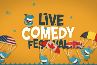 Full Line Up Live Comedy Festival 2016