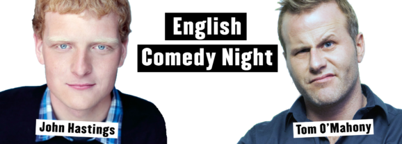 English Comedy Night