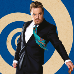 Eddie Izzard returning to Belgium this November