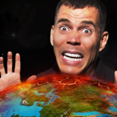 UPDATE: Belgian show Steve-O on sale now!