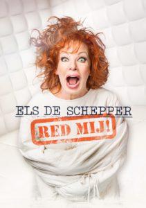Els De Schepper Poster Red Mij