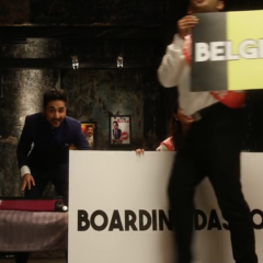Vir Das World Tour stops in Belgium