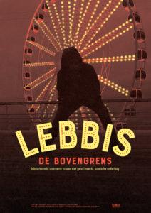 Lebbis - De Bovengrens - affichebeeld