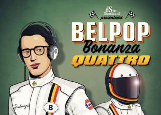 Gentse Feesten: Belpop Bonanza Quattro