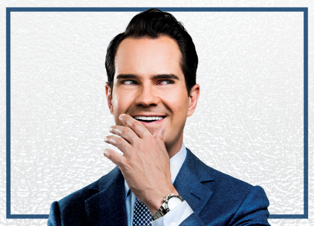 New date | Jimmy Carr
